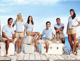 'Below Deck' on Honor Yacht - New Bravo Superyacht Crew Reality Show