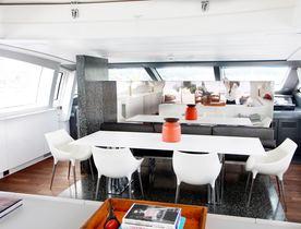 RAM Rejoins Charter Market as Motor Yacht BEACHOUSE