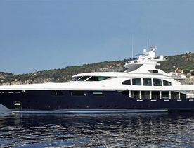 New Charter Rates Being Offered on Motor Yacht Mar