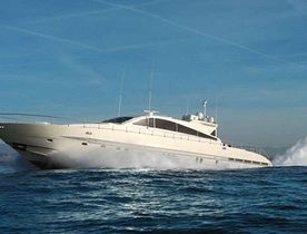 Charter Yacht 'SERENITY ATLANTIC' Open for Bookings in West Med