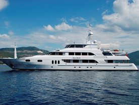 Superyacht 'Keri Lee III' Offers Huge Charter Discount