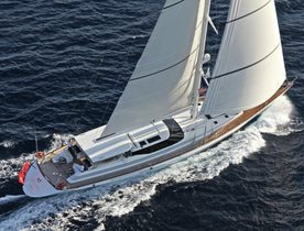 Charter Yacht 'AIME SEA' Available in West Med