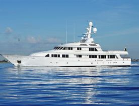 Superyacht GRAVITAS has Open Charter Calendar in the Bahamas