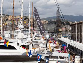 Superyachts Prepare for the MYBA Charter Show 2016
