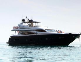 Motor Yacht DEVOTION Offering West Mediterranean Charters