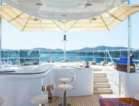 Benetti superyacht DIANE offers charter special in Ibiza