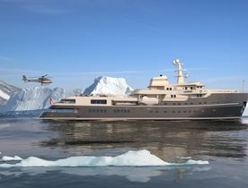 Expedition Yacht LEGEND Offers Worldwide Adventure Charters