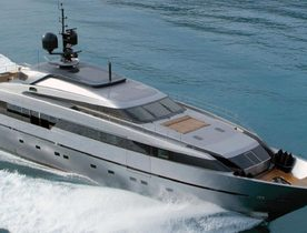 Superyacht 'Scorpion 2' has charter gap in France