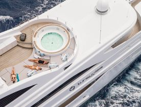 Charter Yacht TURQUOISE Shines at the International Yacht & Aviation Awards 2015