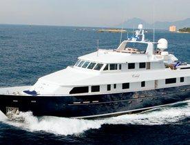 Motor Yacht Magix Offered For Charter Next Summer