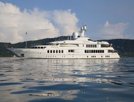 Superyacht HUNTRESS for Charter in the West Mediterranean