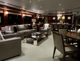 Superyacht 'W' Available for Easter Charter Vacation