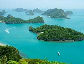 Superyacht Marina Planned for Koh Samui, Thailand