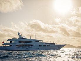 Superyacht MIA ELISE II Joins The Charter Fleet
