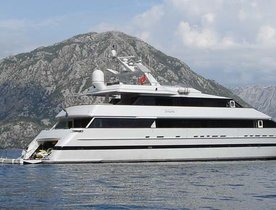 Luxury Yacht LADYSHIP Finishes Refit and Opens for Charter in Croatia