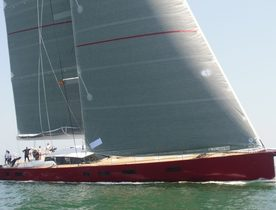 S/Y NOMAD IV New to the Charter Fleet