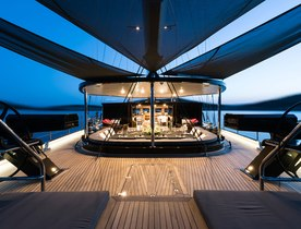 Sailing Yacht 'Rox Star' Opens for America's Cup Charter