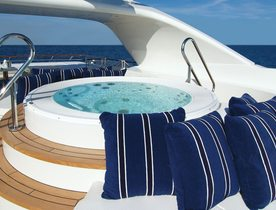 'Lady Dee' Available for Summer Yacht Charters in the Mediterranean