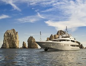Superyacht 'Azteca II' Open for Charter Adventures in Mexico