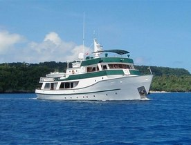 New Charter Yacht ASKARI Available in French Polynesia