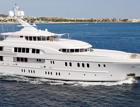 Superyacht ARKLEY Offering Luxury Charters in Croatia