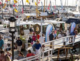 Newport International Boat Show 2014