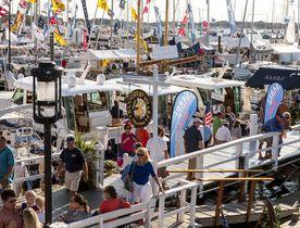 Newport International Boat Show 2014