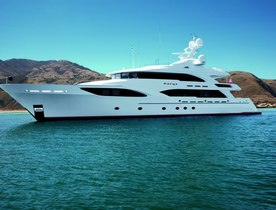 Charter Yacht KATYA Prepared For Miami Show This Week