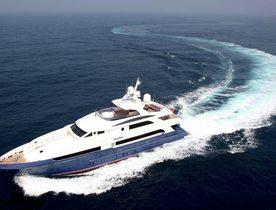 20% Discount on Lady Leila motor yacht
