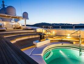 Superyacht 'Coral Ocean' To Attend The Antigua Charter Yacht Show 2016