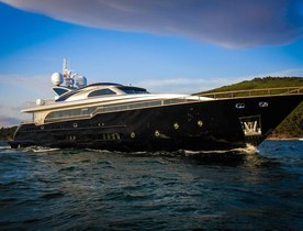 Superyacht HARUN Joins Global Charter Fleet