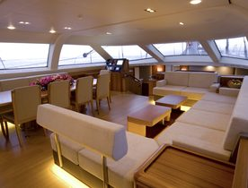 Sailing Yacht TWILIGHT Offers Charter Discounts