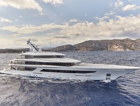 Feadship superyacht JOY signs up to 2018 Antigua Charter Yacht Show