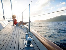 Sailing Yacht MARAE Open For A Christmas Charter Vacation