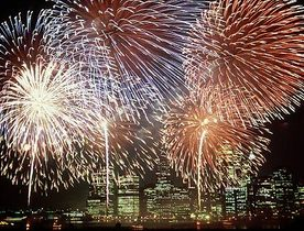 Yacht Charter Fourth of July Celebrations