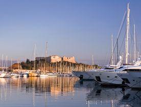 Antibes Yacht Show 2014