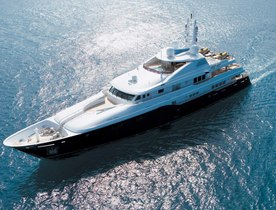 Superyacht ODESSA Has Christmas and New Year Availability