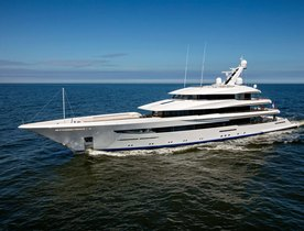 70m Feadship Superyacht JOY Delivered