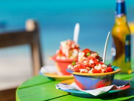 6 of the Best Restaurants in the Bahamas