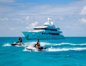 Superyacht 'Casino Royale' reduces rate for summertime charter vacations