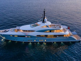 Charter fleet welcomes new entrant 48m luxury yacht SNOW 5 to its ranks in the Mediterranean