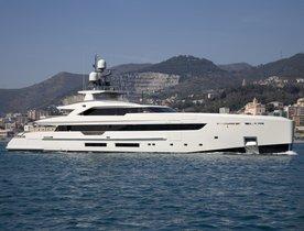 Be the First to Charter Brand New Tankoa Superyacht VERTIGE