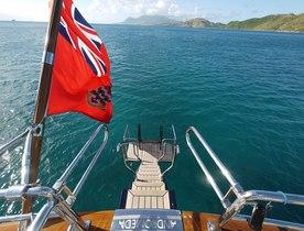 Explore Greece on board S/Y 'Andromeda la Dea' this August