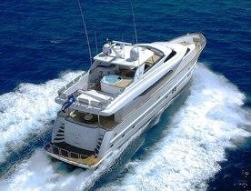 Superyacht 'Annabel II' Summer Discount
