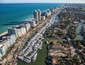 Miami Yacht Show to re-locate in 2019