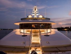 Charter Yacht 'Casino Royale' To Attend Yachts Miami Beach 2017