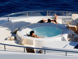 Superyacht HARLE Available For Peak Season Charters In The Mediterranean