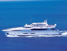 Charter Yacht PHOENIX Reduces Weekly Rate In The Mediterranean