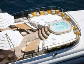 Easter yacht charter special: save with superyacht 'Baron Trenck'
