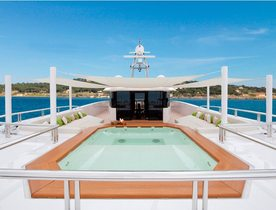 Charter Yacht MOGAMBO Available for Monaco Grand Prix & Cannes Film Festival